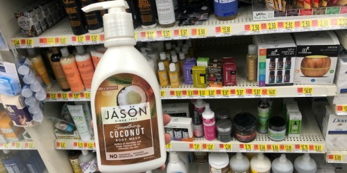 RARE $3/1 JĀSÖN Body Wash Coupon = Nice Savings at Walmart