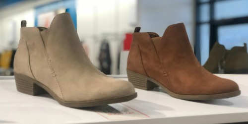 Women's Boots as Low as $14.99 at JCPenney (Regularly $70+)