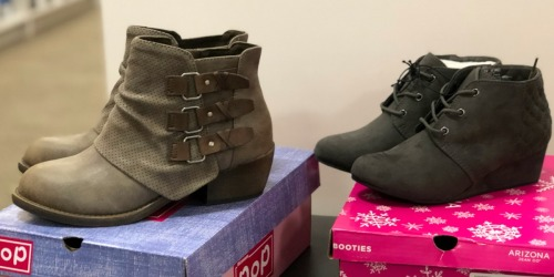 JCPenney: Buy 1, Get 2 FREE Boots, Dress Shoes & Sandals For the Whole Family