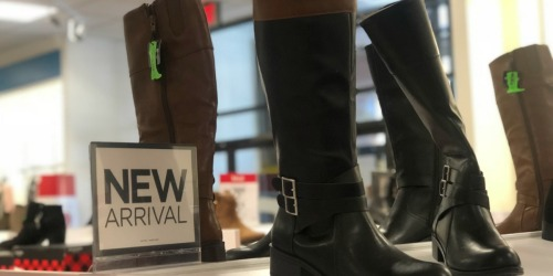 Women's Boots & Booties as Low as $10 on JCPenney