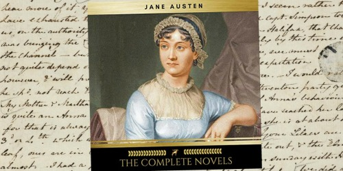 Jane Austen The Complete Novels Audiobook Set Only 82¢