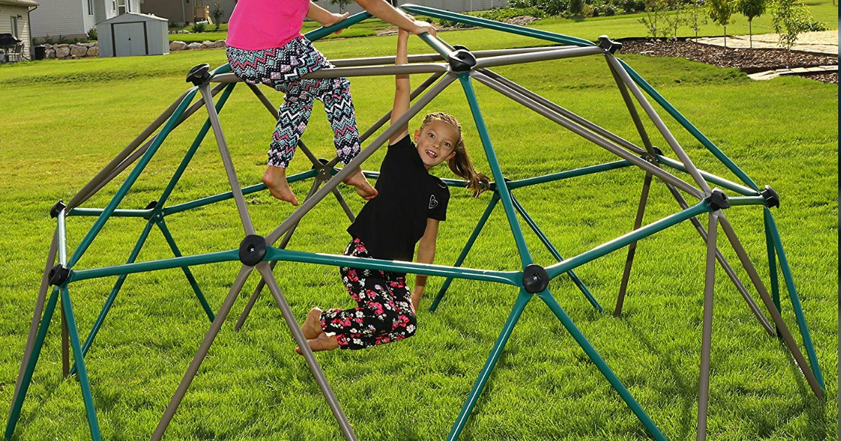 Amazon Up To 45 Off Outdoor Play Essentials Jungle Gym