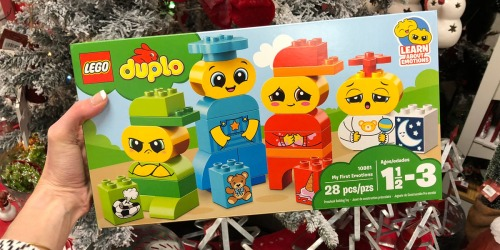 LEGO Duplo Set Only $13.99 at Kohl's + More (Shop NOW – Only 4 Days Until Christmas!)
