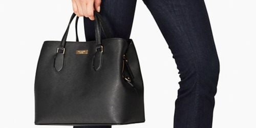 Kate Spade Leather Handbag Only $99 Shipped (Regularly $359)