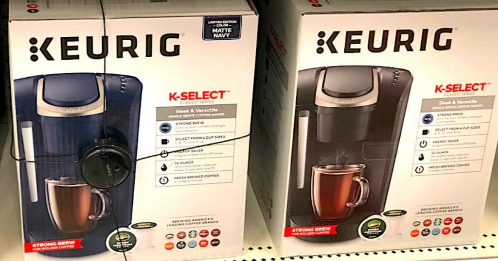 K-Select yang rapi