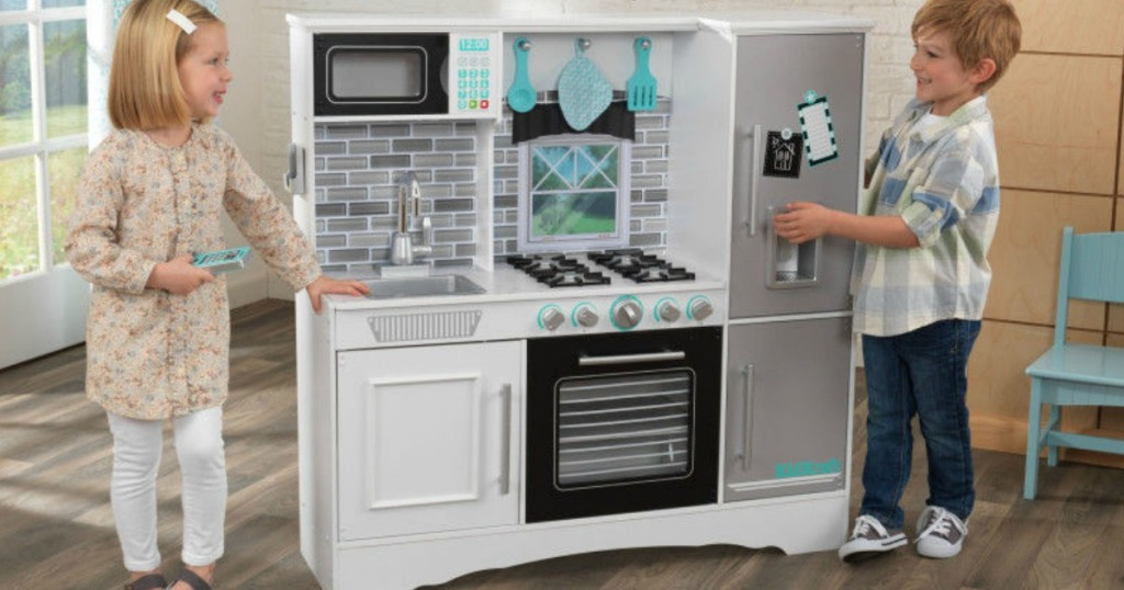KidKraft Culinary Play Kitchen Only $84.99 Shipped ...