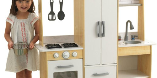 KidKraft Modern-Day Play Kitchen Only $59.99 Shipped (Regularly $120)