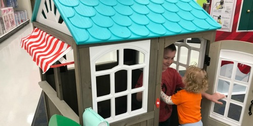 Target: KidKraft Coastal Cottage Playhouse Only $224.99 Shipped (Regularly $400) + More
