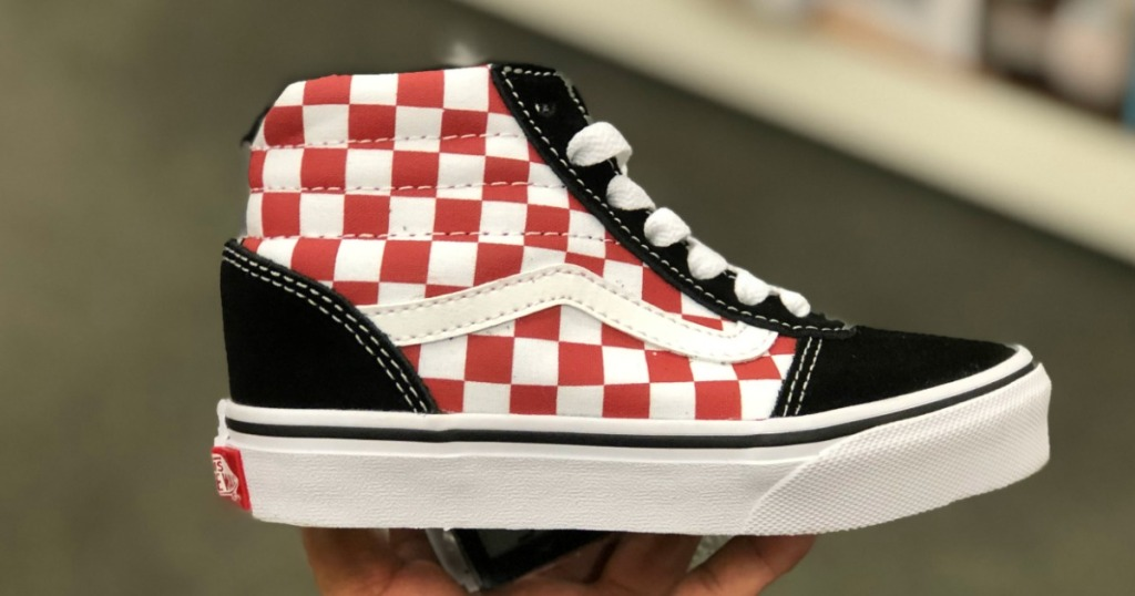 380cbf461ac314 TWO Pairs of Vans Kids Shoes AND Socks Only  52 Shipped +  10 Kohl s ...