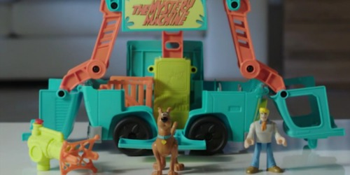 Kohl's: Fisher-Price Imaginext Scooby-Doo Mystery Machine Just $14.99 (Regularly $25)