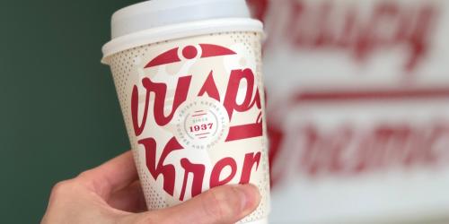 Buy 1, Get 1 Free Mocha Latte at Krispy Kreme (Rewards Members Only)