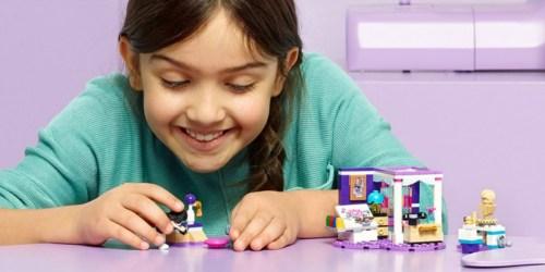 LEGO Friends Emma's Deluxe Bedroom Set Only $9.99 on Target.com