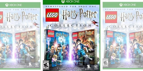 LEGO Harry Potter Collection for Xbox One Only $19.99 at GameStop (Regularly $40)