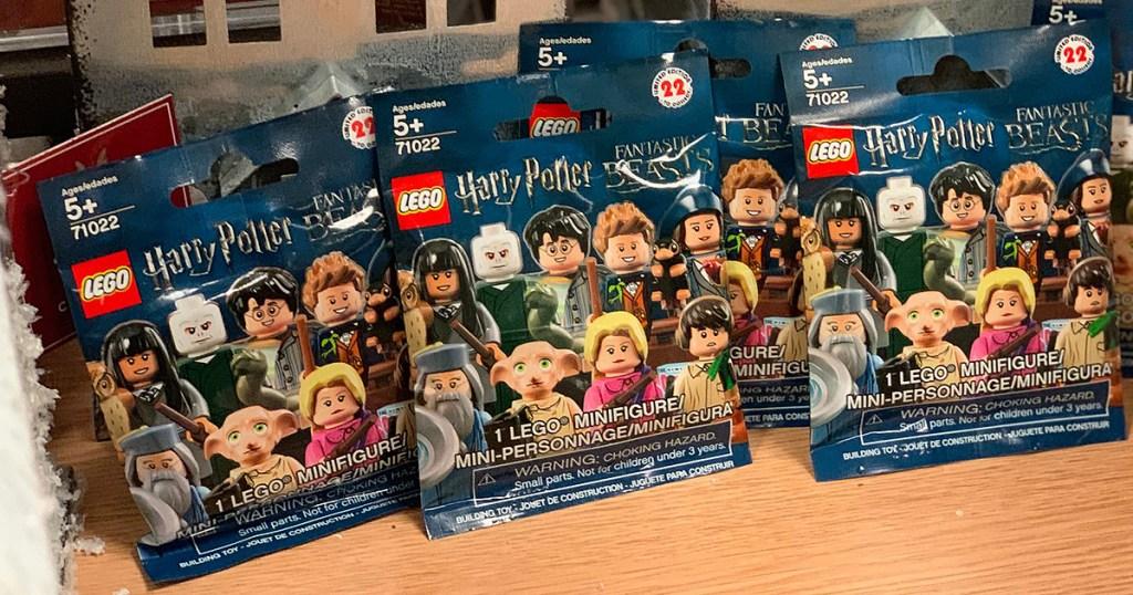 Harry Potter Minifigures
