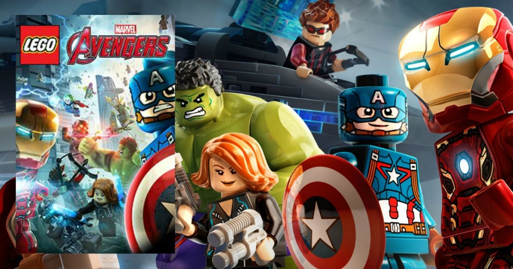 Tai game lego marvel super heroes
