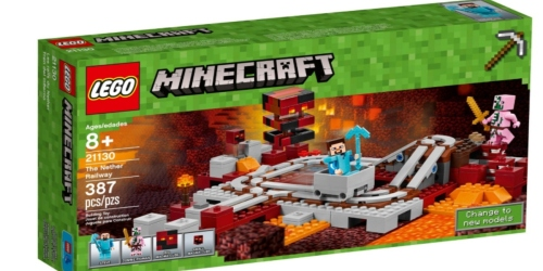 Target: $89 Worth of Minecraft Legos for Just $44!