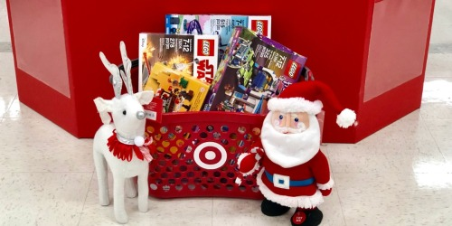 Up to 40% Off LEGO Sets After Target Gift Card + Free Shipping (In-Store and Online)
