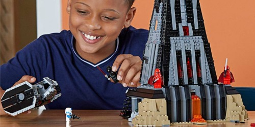 Amazon: LEGO Star Wars Darth Vader's Castle Only $89.99 Shipped (Regularly $130) – Lowest Price