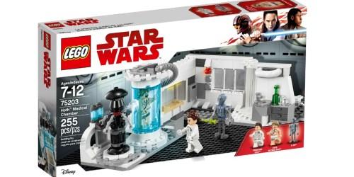 LEGO Star Wars Hoth Medical Chamber Just $20.97 (Regularly $30)