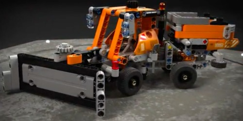 LEGO Technic Roadwork Crew Set Only $17.99 Shipped (Regularly $30)