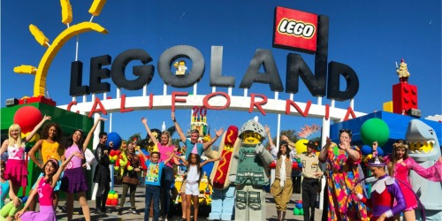 Sam's Club Members Save up to 50% Off LEGOLAND Tickets
