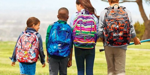 Up to 80% Off Lands' End Backpacks, Lunch Boxes & More (Includes Lifetime Guarantee)