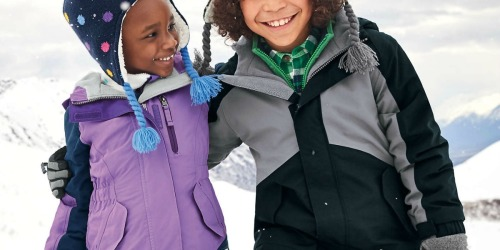 Up to 60% Off Lands' End Outerwear