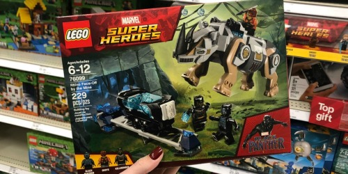 Up to 40% Off LEGO Sets at Best Buy (Marvel, Star Wars & Minecraft)