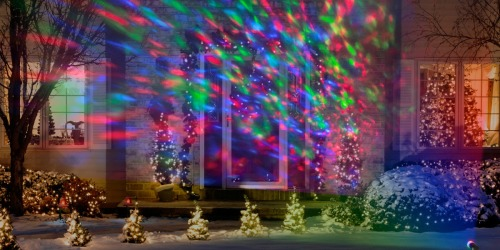 Lightshow Christmas Light Projectors Just $4.99 at Walmart.com