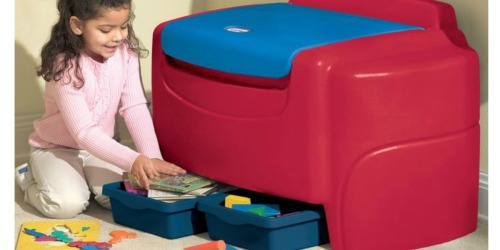 Little Tikes Sort 'N Store Toy Chest as Low as $48.99 Shipped + Get $10 Kohl's Cash