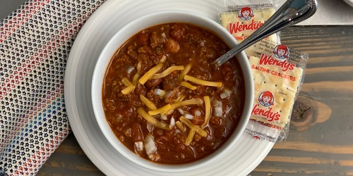 Love Wendy's Famous Chili? Try our Copycat Recipe!