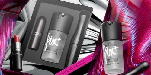 MAC Cosmetics All-Star Kit Just $15 Shipped + FREE Full-Size Lipstick