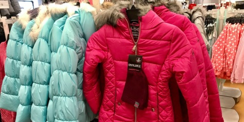 Kids Puffer Coats Only $16.99 at Macy's (Regularly $85)