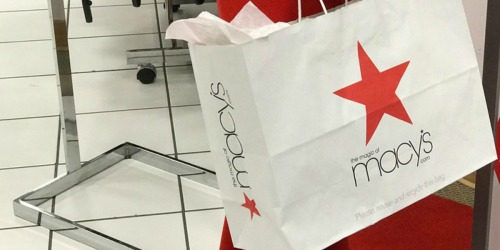 Up to $25 Off Macy's Purchase Coupon (34,000 Will Win)