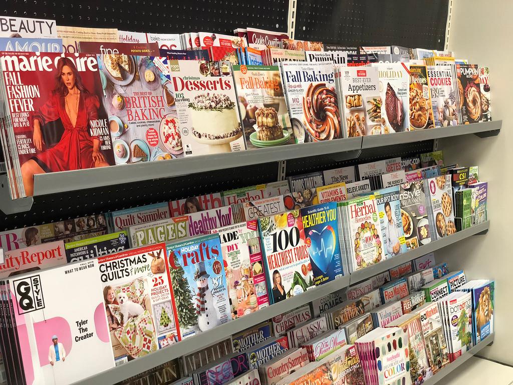 last-minute deals great gifts – magazine racks