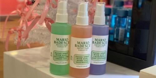 Amazon: Mario Badescu Spritz Mist & Glow Facial Spray Collection Only $14.70 Shipped & More