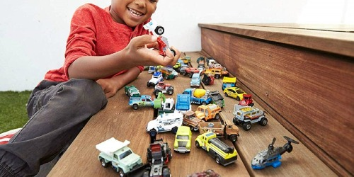 Matchbox Diecast Car 50-Count Only $29.99 Shipped (Just 60¢ Per Car)
