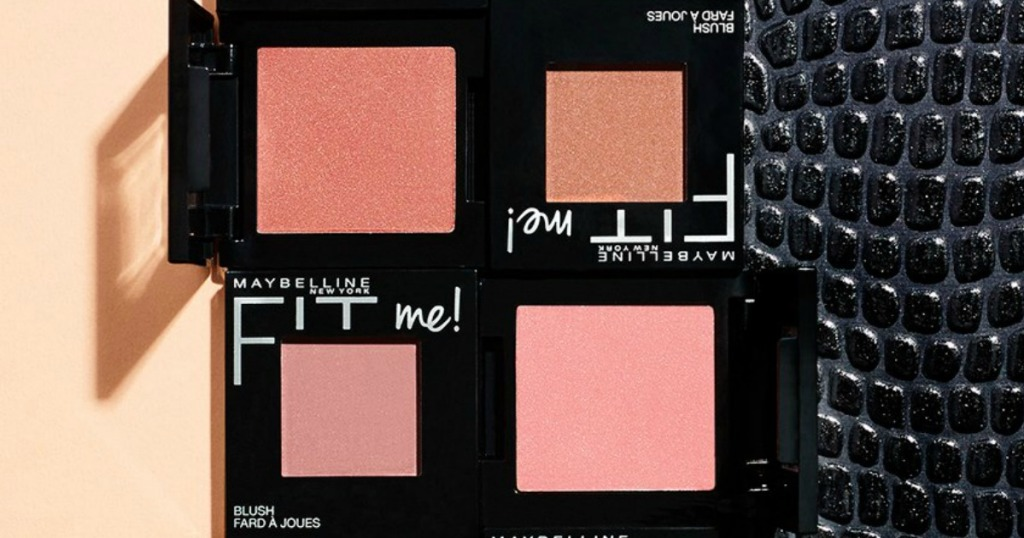Hop on over to Amazon.com to score the Maybelline Fit Me Blush in Berry or Buff for just $2.38 shipped when you opt to Subscribe & Save.