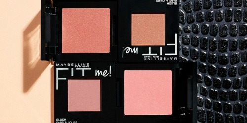Amazon: Maybelline Fit Me Blush Only $2.38 Shipped