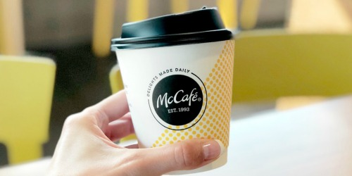 McCafe French Roast K-Cup Pods 84-Count Pack Only $26 Shipped at Amazon