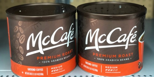 Walmart.com: McCafé Ground Coffee 2-Pack Just $10.33 (Only $5.17 Each) + More