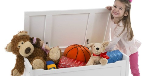 Melissa & Doug Wooden Toy Chest Only $53.30 Shipped (Regularly $110)
