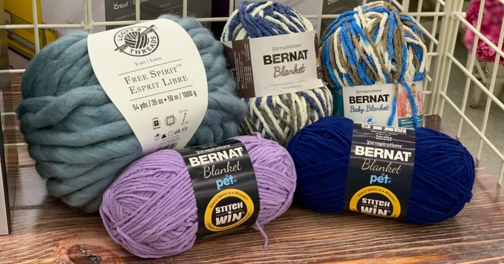 Huge Yarn Sale At Michaels In Store Online Hip2save