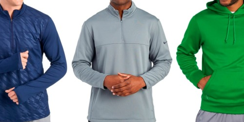 Nike Performance Fleece Jackets, Pullovers or Hoodies as Low as $19.98 Each Shipped (Regularly $35)
