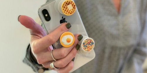 PopSocket PopMinis 3-Pack as Low as $5 Shipped (Regularly $15)