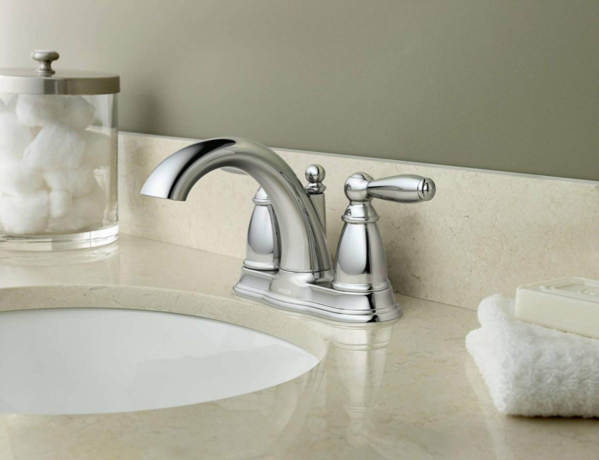 Moen One Handle Pulldown Kitchen Faucet Only 113 67 Shipped At