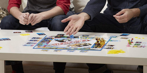 Monopoly Gamer Collector's Edition Only $17.99 Shipped (Regularly $40)