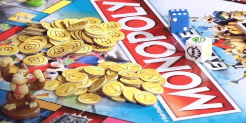 Amazon: Hasbro Monopoly Gamer as Low as $7.58 Shipped (Regularly $25) + More