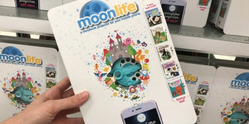 Moonlite Special Edition Disney Gift Pack Storybook Projector Only $15.99 Shipped (Regularly $40)