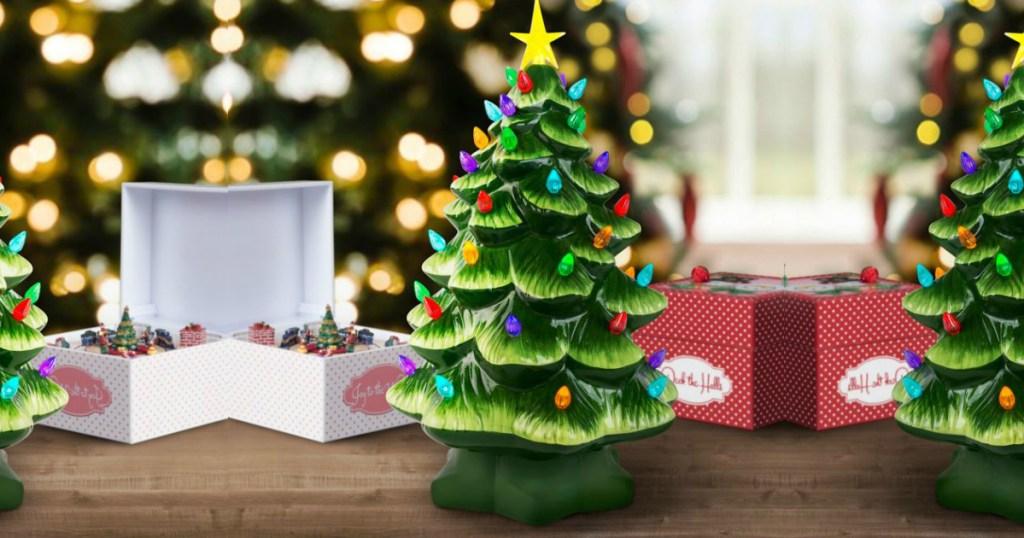 Mr. Christmas ceramic tree